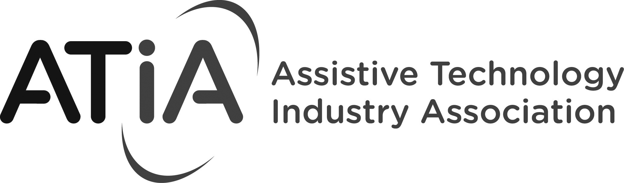 Logo atia, Assistive Technology industry Association